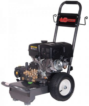 LC 16200 Petrol Pressure Washer Part No: LCT16200PLR